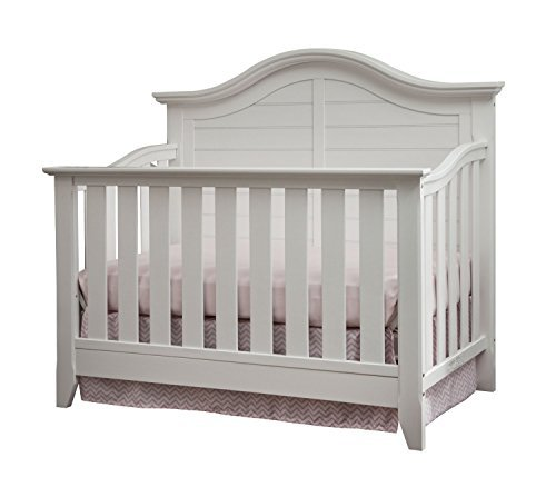 comfortable-3-in-1-convertible-baby-crib-bedding-sets-white