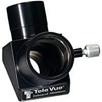 Tele Vue 90° Enhanced Aluminum Mirror Diagonal 1.25 with Brass Clamp Ring.