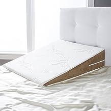 Avana Slant Bed Wedge Acid Reflux Memory Foam Pillow, King