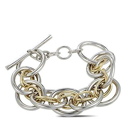 Calvin Klein Forward Yellow PVD-Plated Stainless Steel Bracelet