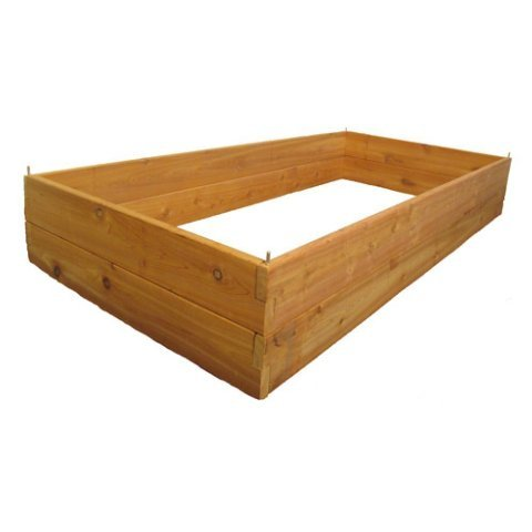 Infinite Cedar Raised Garden Bed