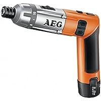 AEG Powertools 0000104 Atornillador, 4000 rpm Velocidad, 720