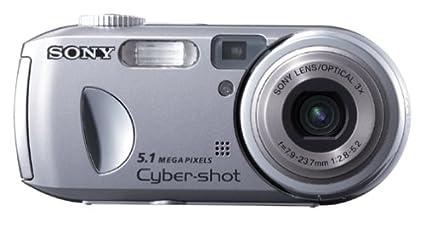 amazon com sony cybershot dscp93a 5mp digital camera with 3x rh amazon com Cyber-shot Software Sony Cyber-shot DSC WX70