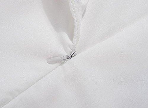 Maniche Linea Bianco Senza Donna Ad A Bekleidung Sanfashion 1 Vestito RUpqAwUv
