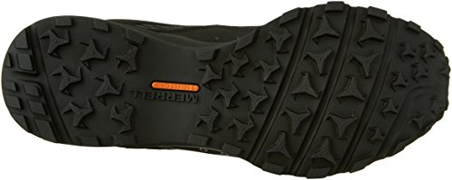 Black Crush All Men's Out Trail Merrell Running Shoe 0qFwTt