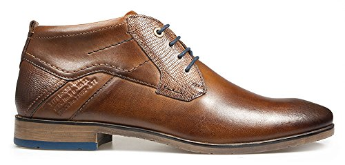 Paul O'donnell Chaussures Cognac Cuir Patrick Pod Hommes 68qPw7