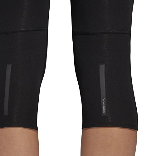 adidas Women's Response Tights, Black/Black, X-Small by adidas (Image #6)