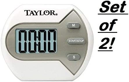 Taylor Precision Products Digital Minute//Second Timer Free Shipping