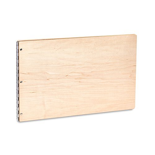 Pina Zangaro Maple Screwpost Binder, 11x17 Landscape Orientation (34958)