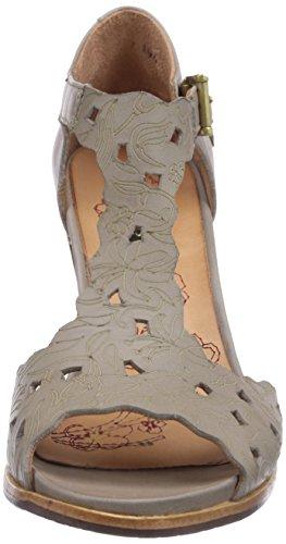 Neosens GLORIA - sandalias abiertas de cuero mujer gris - Grau (ALABASTRO)