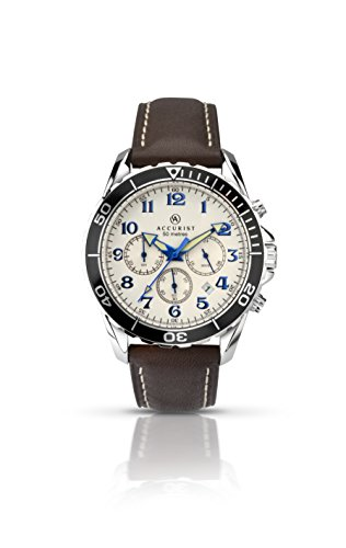 Accurist Gents London Chronograph Watch 7055