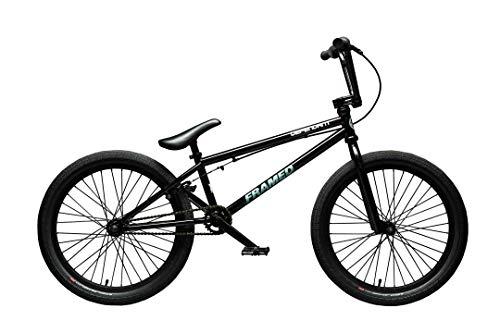 Framed Defendant BMX Bike Black Sz ()
