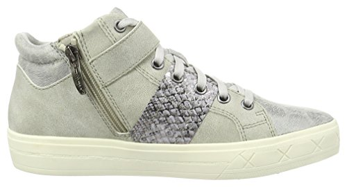 25833 Tamaris Sneakers Comb Gris 237 Basses Stone Femme zwUZqT