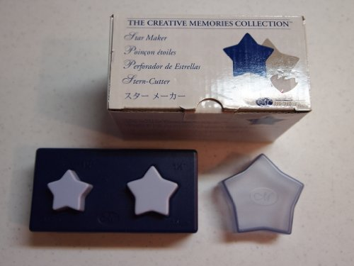 - Creative Memories Large Star Maker