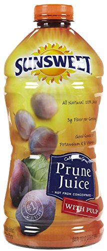 (Sunsweet Prune Juice with Pulp - 64 oz)