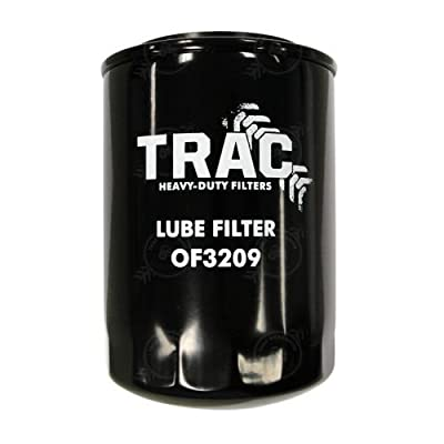 Complete Tractor OF3209 Lube Oil Filter (For John Deere Tractor - Re518977 Re519626): Automotive