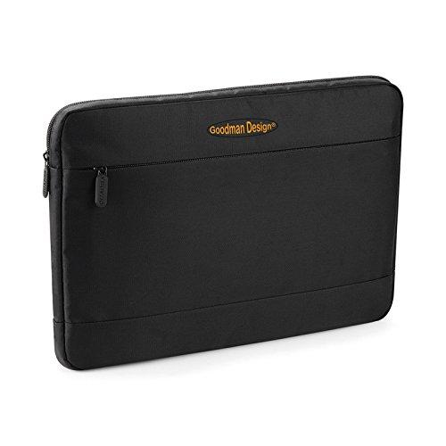 Goodman Design ::: Laptop-Tasche ::: praktisch für Schule und Arbeit