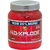 BSN N.O.-Xplode 2.0 Extreme Pre-Training Performance Igniter 2.48 lbs, Fruit Punch
