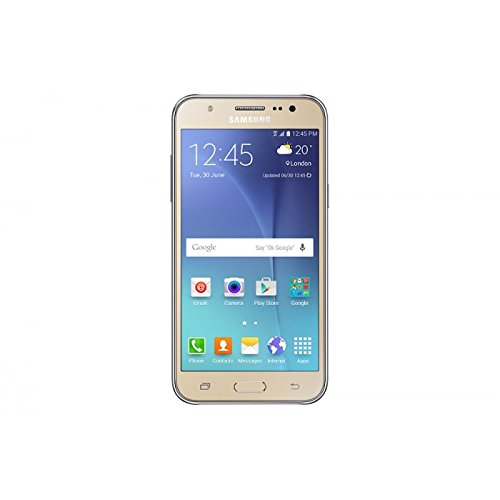Samsung Galaxy J5 SM-J500H/DS GSM Factory Unlocked Smartphone, International Version (Gold)