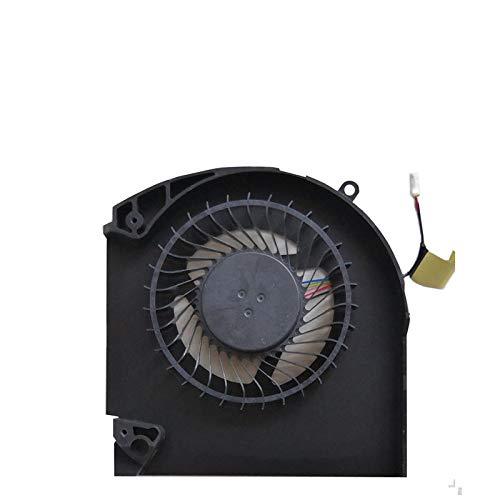 Ventilador CPU Dell Alienware 17-R4 R5 Series 4-Pin 4-Wire