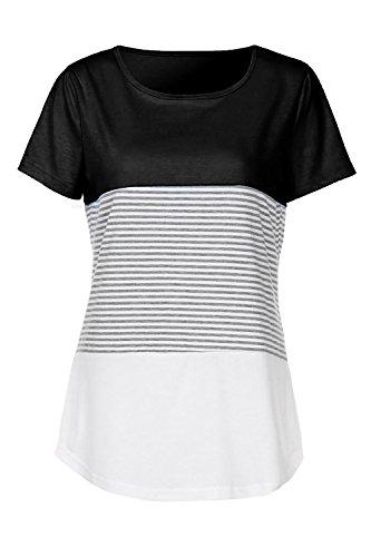 Noir Dasbayla Shirt Noir Shirt Femme Femme Dasbayla Dasbayla qBIwB07