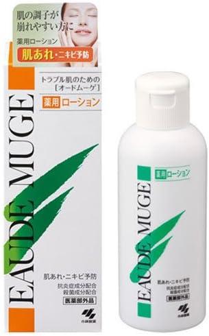 ニキビケア化粧水 オードムーゲ