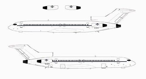 united 727 - 7