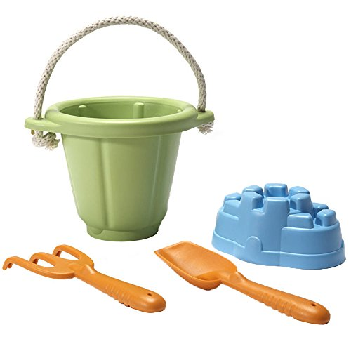 - Green Toys Sand Play Set, Green
