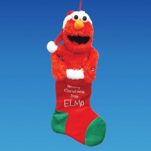 Elmo Stocking - Kurt Adler 20