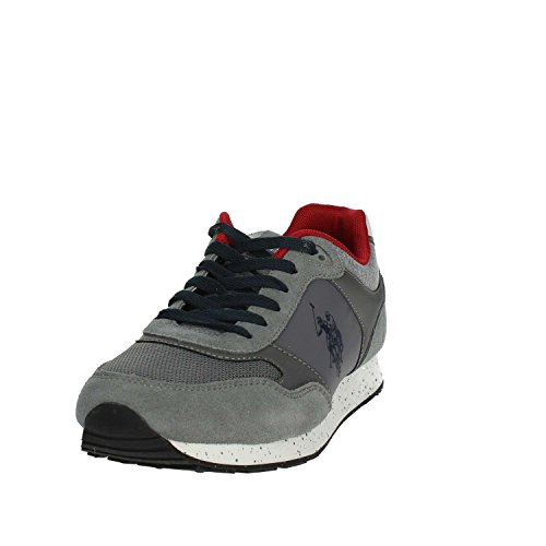 Assn S U LT1 Homme Sneakers FLASH4060S8 Gris Polo fExSFz
