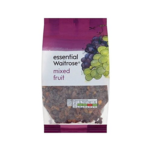 Mixed Fruit essential Waitrose 500g