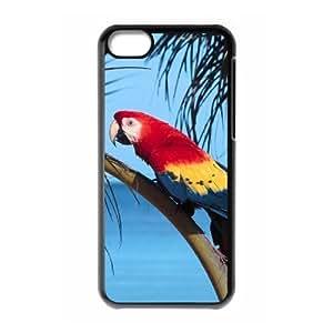 VNCASE Parrot Phone Case For Iphone 5C [Pattern-1] wangjiang maoyi