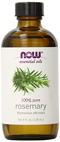 NOW Foods Rosemary Oil, 4 ounce