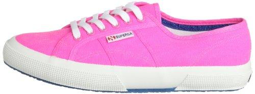 tessuto fuxia FLUO fluo sneakers SUPERGA donna 37 S007XH0 cod TELA C74 58wxxqYS1