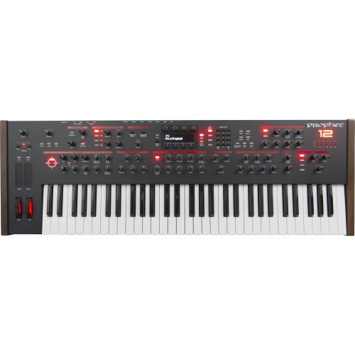 Dave Smith Instruments Prophet 12 61-key Synthesizer