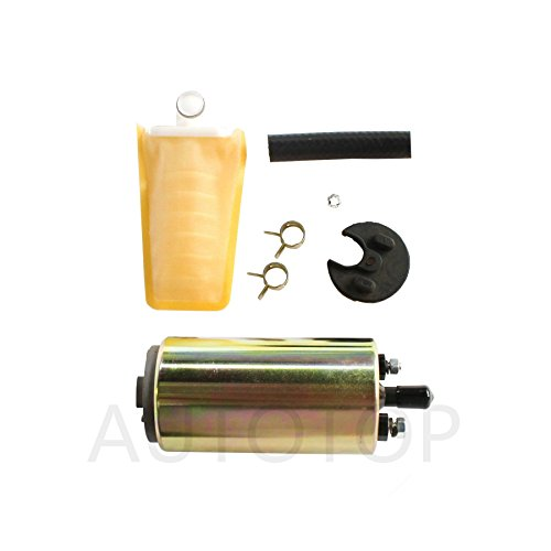 AUTOTOP New Electric Intank Fuel Pump With Strainer Fit Multiple Models TRE501 HFP-501 OFP-701