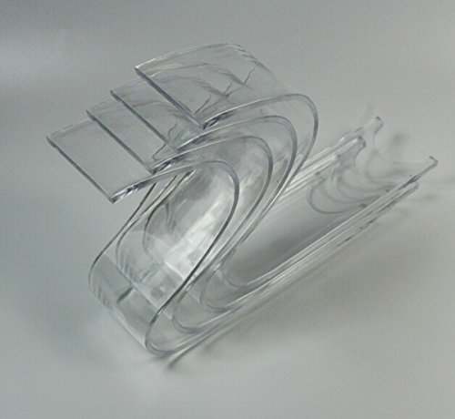 Acrylic WellieSTR Retail PACK Stands Shape Display Shoe 8 Stylish S PZfUwXqf