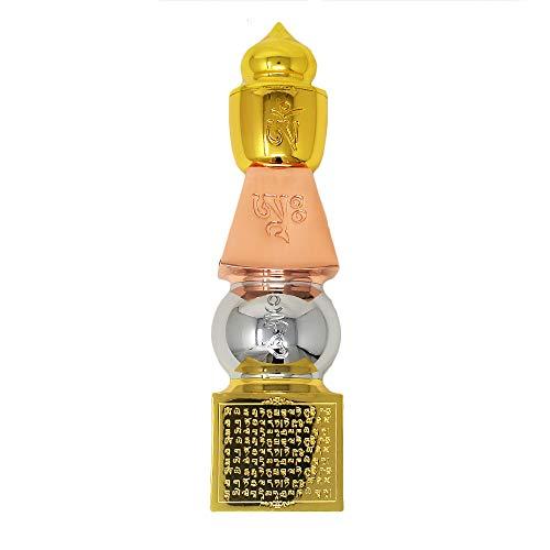 - Feng Shui Tri-Coloured 5 Element Pagoda 2019 W3710 (6inch)