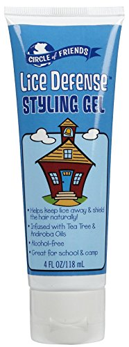 Circle Of Friends Lice Defense Gel, 4 Ounce