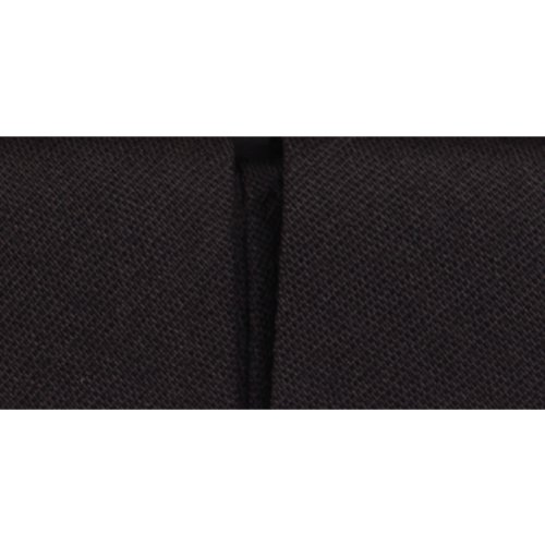 Wrights 117-706-031 Double Fold Quilt Binding Bias Tape, Black, ()