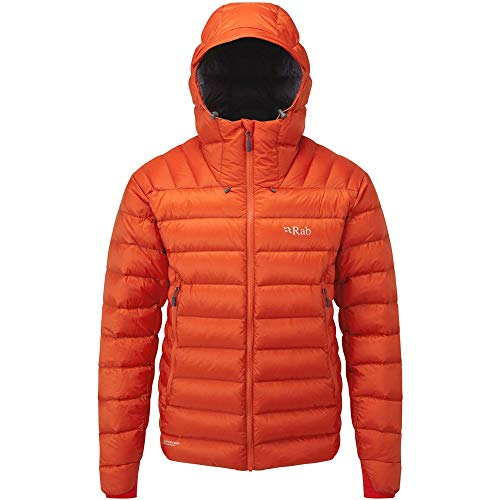 Rab Jacket Men Oxide Electron 2018 Orange Winter nUrqnxvw