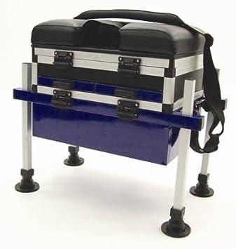 Waterline 5 Drawer Fishing Seat Box: Amazon co uk: Sports