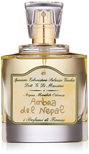 i Profumi di Firenze Ambra Del Nepal Eau de Parfum Spray 1.69 Fl Oz Ambre Eau De Parfum