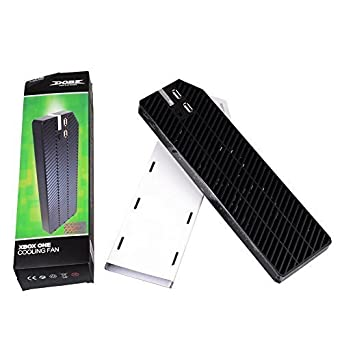 Amazon dobe xbox one usb cooling fan plug in external cooler dobe xbox one usb cooling fan plug in external cooler fan console cooler dust cover ccuart Images