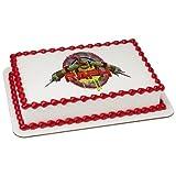 1/4 Sheet - Teenage Mutant Ninja Turtles Raphael