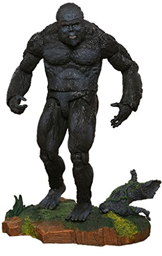 North American Silverback Bigfoot Sasquatch Action Figure Numbered Limited Edition