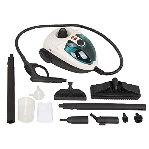 Homegear X200 Pro Multi-Purpose Steam Cleaner/Steamer for Windows, Floors, Cars and So Much More!
