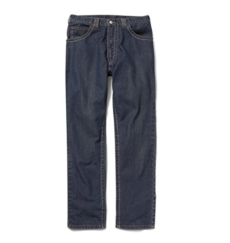 Rasco FR Mens Relaxed Fit Jean 32W x 32L Denim ()