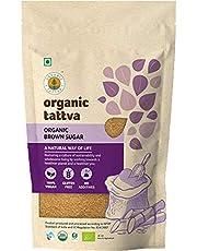 ORGANIC TATTVA Brown Sugar, 500 gm