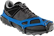 Kahtoola EXOspikes Crampons - True Cross-Terrain Footwear Traction, Perfect for Trail Runners and Hikers